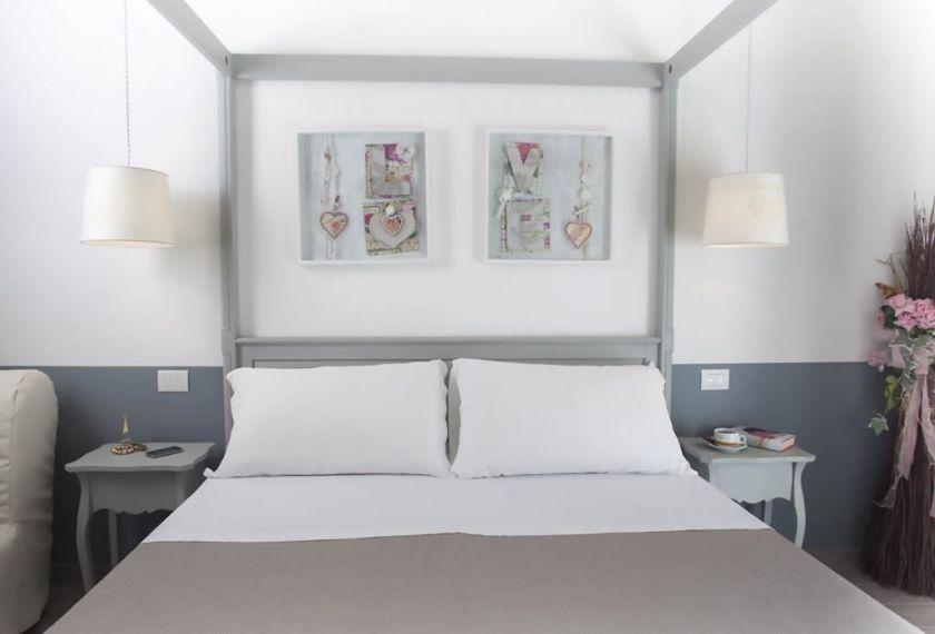 hotel per coppie - camera superior hotel daniel a Igea